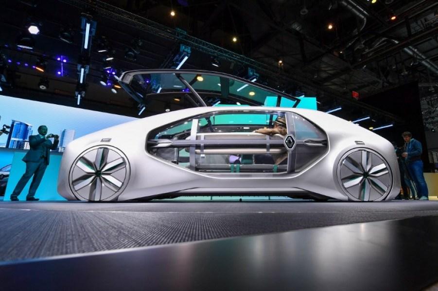 Meilleures innovations technologiques dans l'industrie automobile