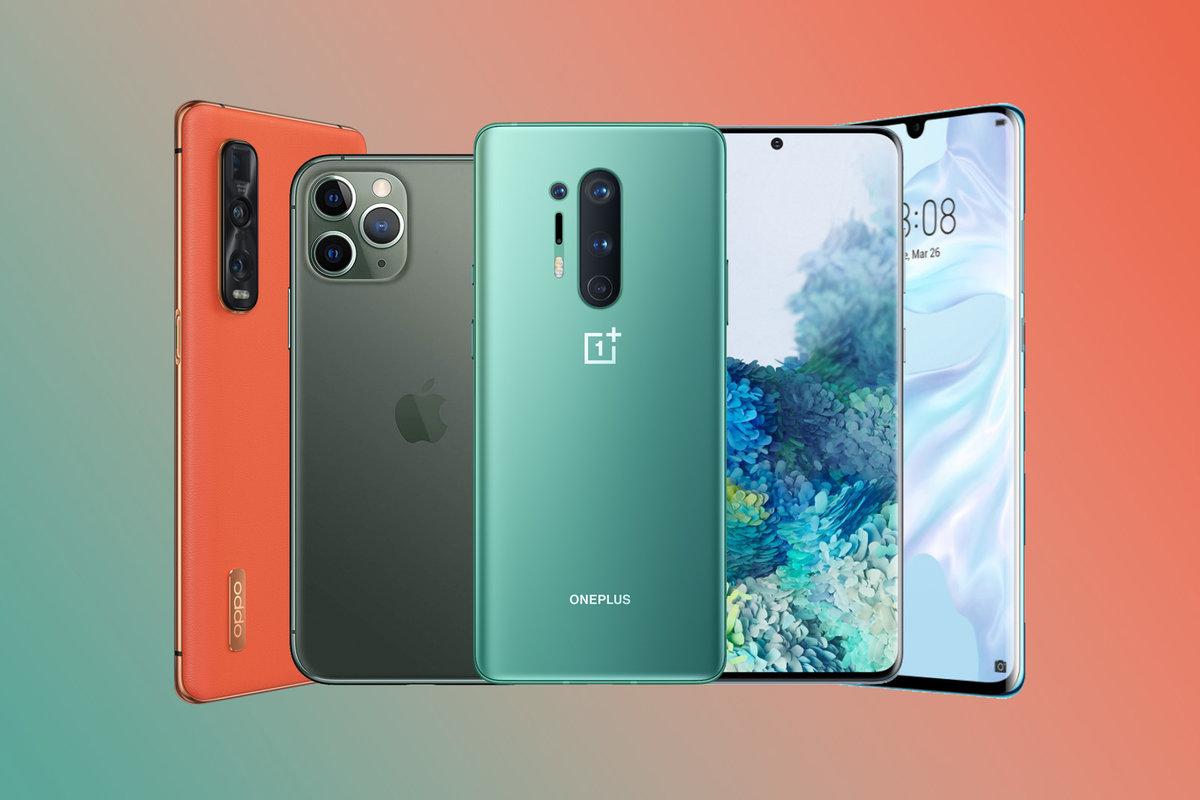 Quel smartphone choisir en 2020?